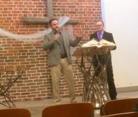 EWST_Clay preaching at 2nd Baptist