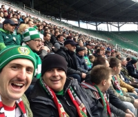 EWST_Michael_Maciek at a soccer game