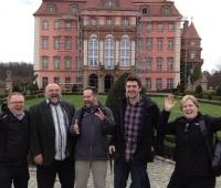 EWST_Swiebodzice_Niemiec and FBC Team_Ksiaz Zamek