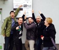 EWST_The Rock_Radek Grygoruk with FBC Team